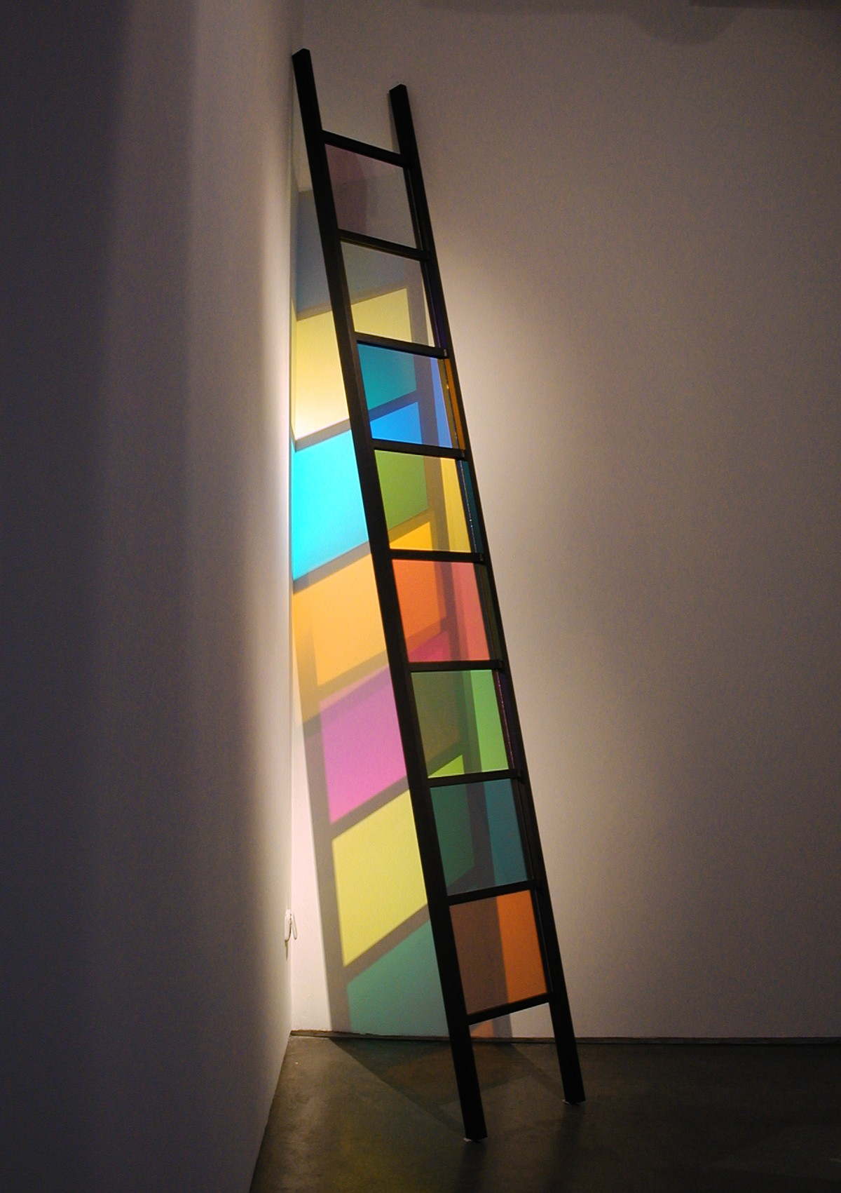 Single Ladder | Stephen Dean